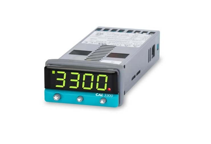 Un solo controlador de temperatura de lazo 3300