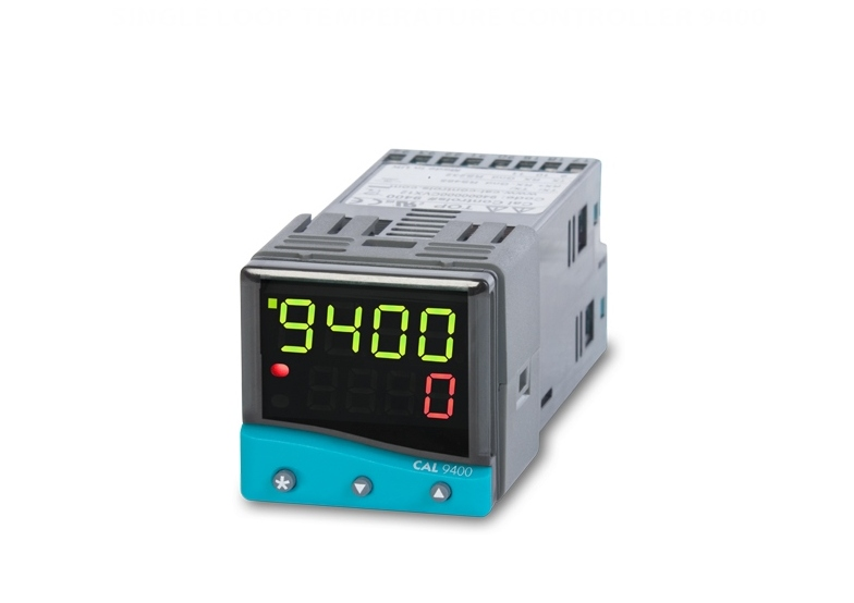Un solo controlador de temperatura de lazo 9400