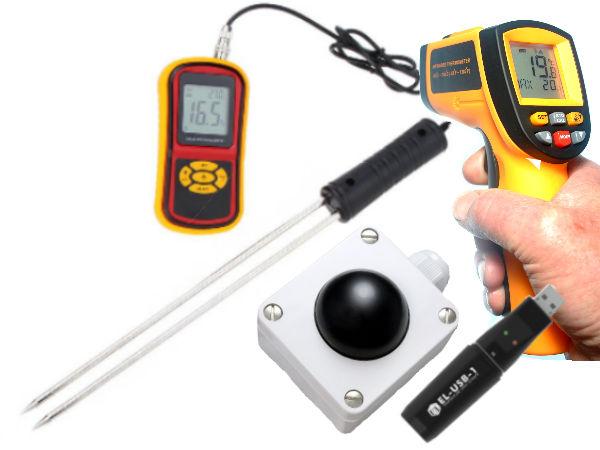 Sensores & instrumentación ambiental