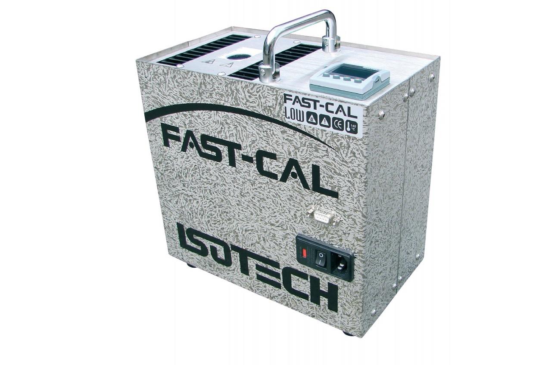 Calibradores de bloque seco portable