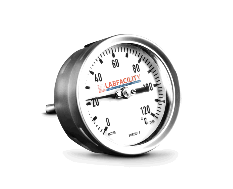 Back Entry Style Temperature Gauges