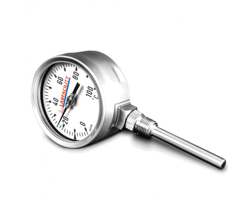 Bottom Entry Style Temperature Gauges