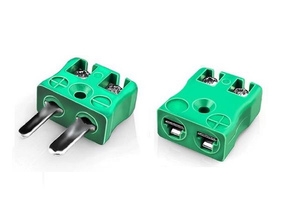 Termopar en miniatura Quick Wire Plug & Socket IEC