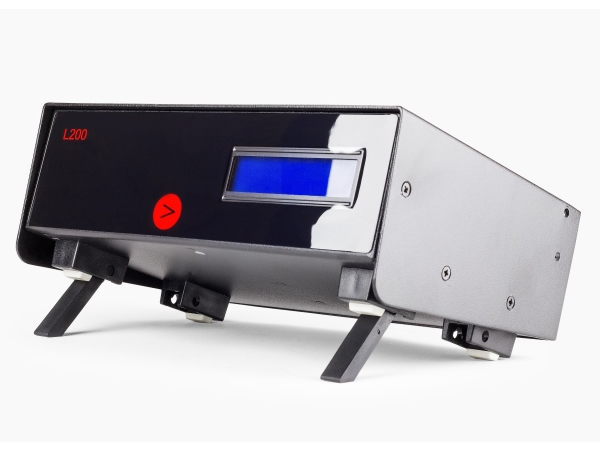 Monitor de temperatura de la L200 con entradas Pt o TC