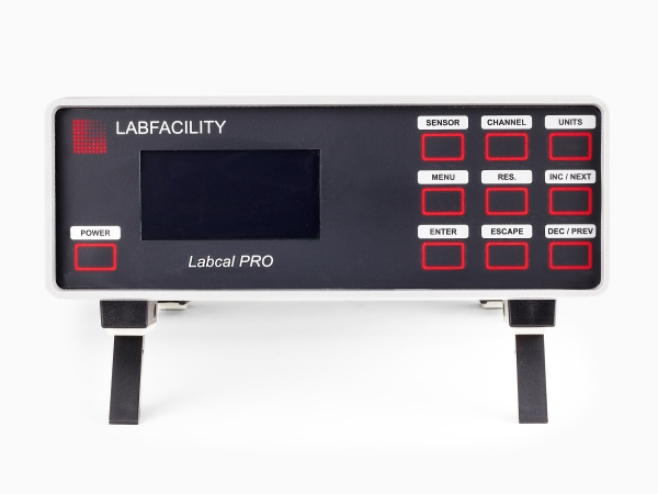 Termómetro de precisión PRO Labcal