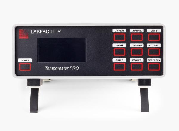 Termómetro de precisión PRO de Tempmaster