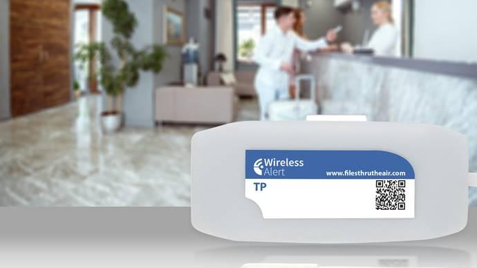 Monitores de temperatura de alerta inalámbrica