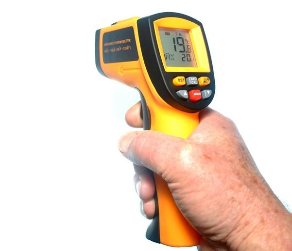 GM700 Termómetro infrarrojo