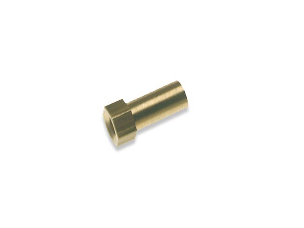 Crimp on Brass Probe Supports