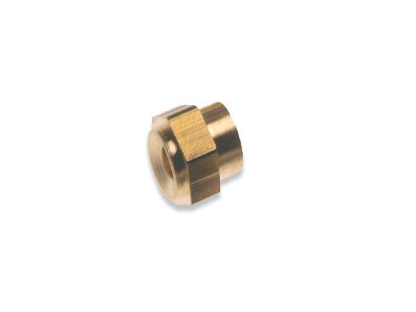 Braze on Brass Probe Support - Standard