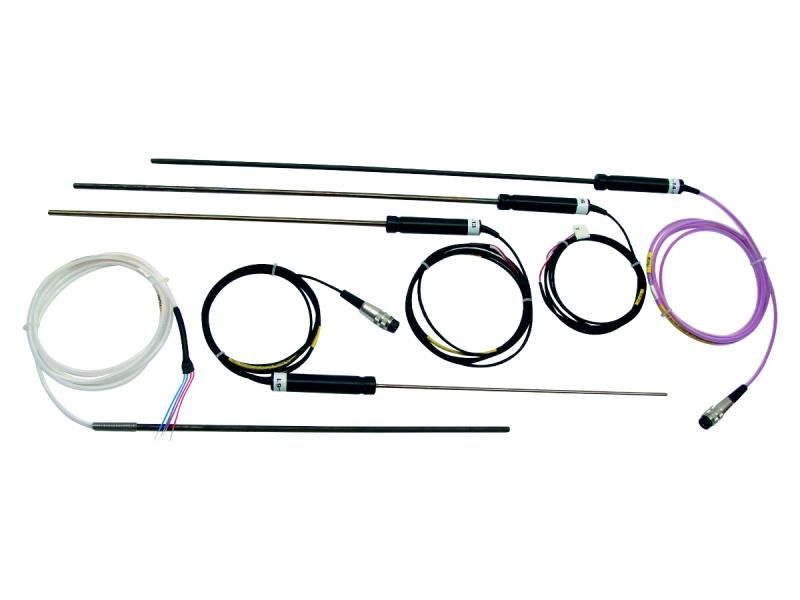 Termómetros de resistencia de platino Standard semi