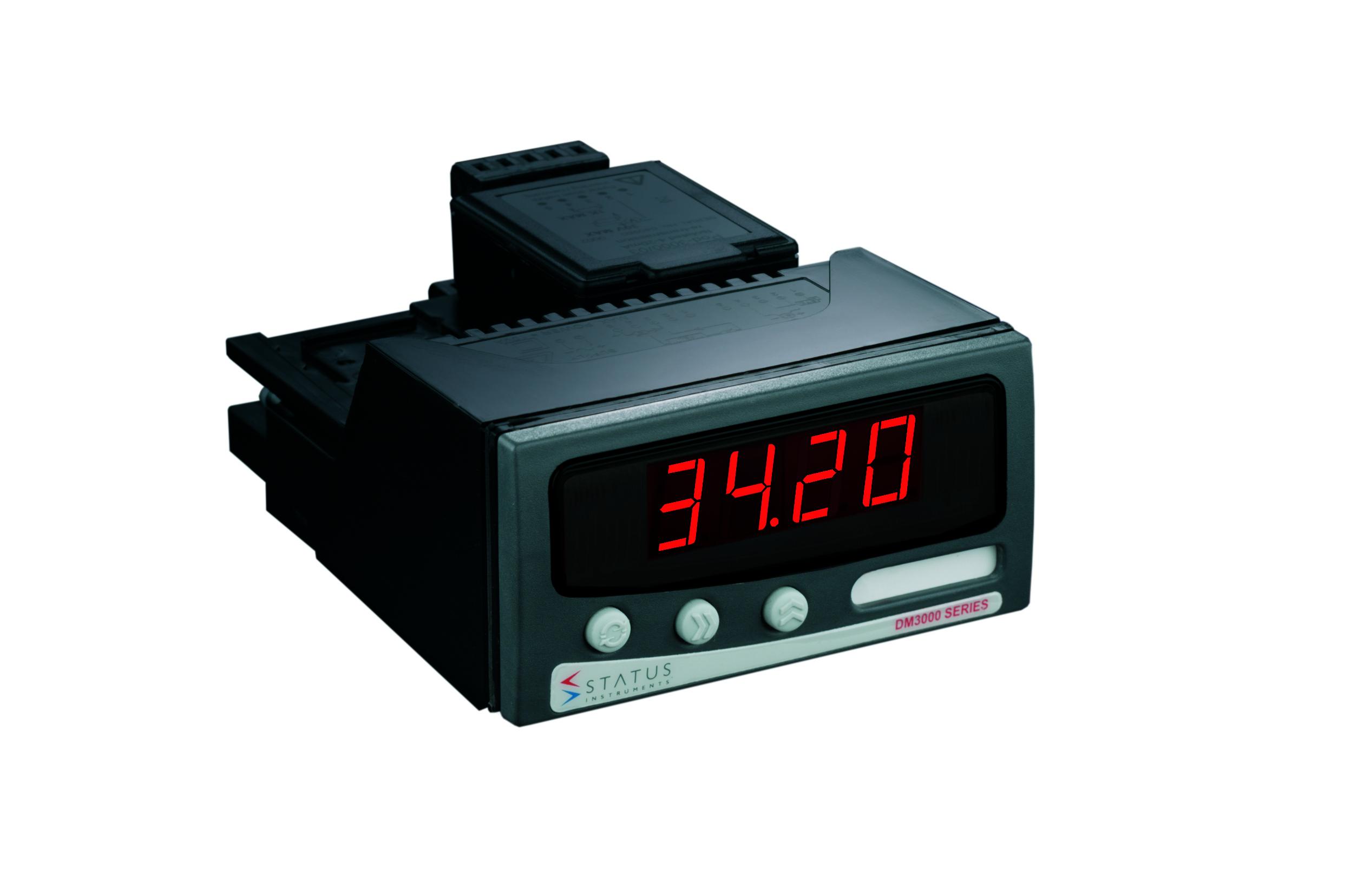 DM3420 corriente / voltaje de entrada medidor de Panel con opciones de salida