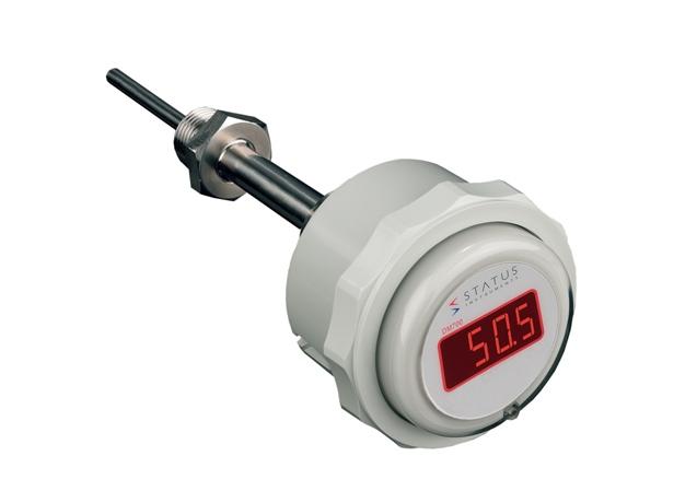 SEM710 Transmisor de temperatura con integrado lazo con pantalla