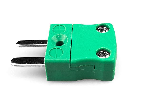 Enchufe de termopar en miniatura IEC
