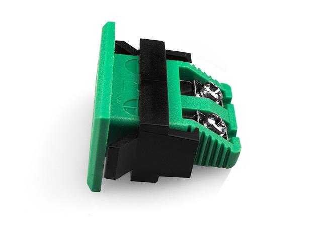 Fascia Socket de Fascia rectangular en miniatura IEC