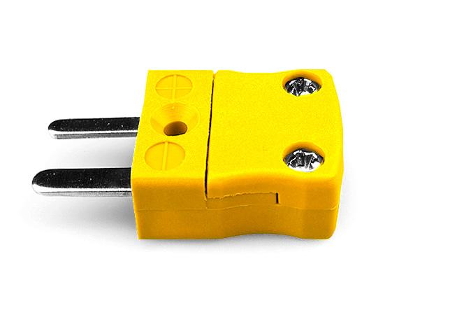 Conectores de termopar ANSI miniatura
