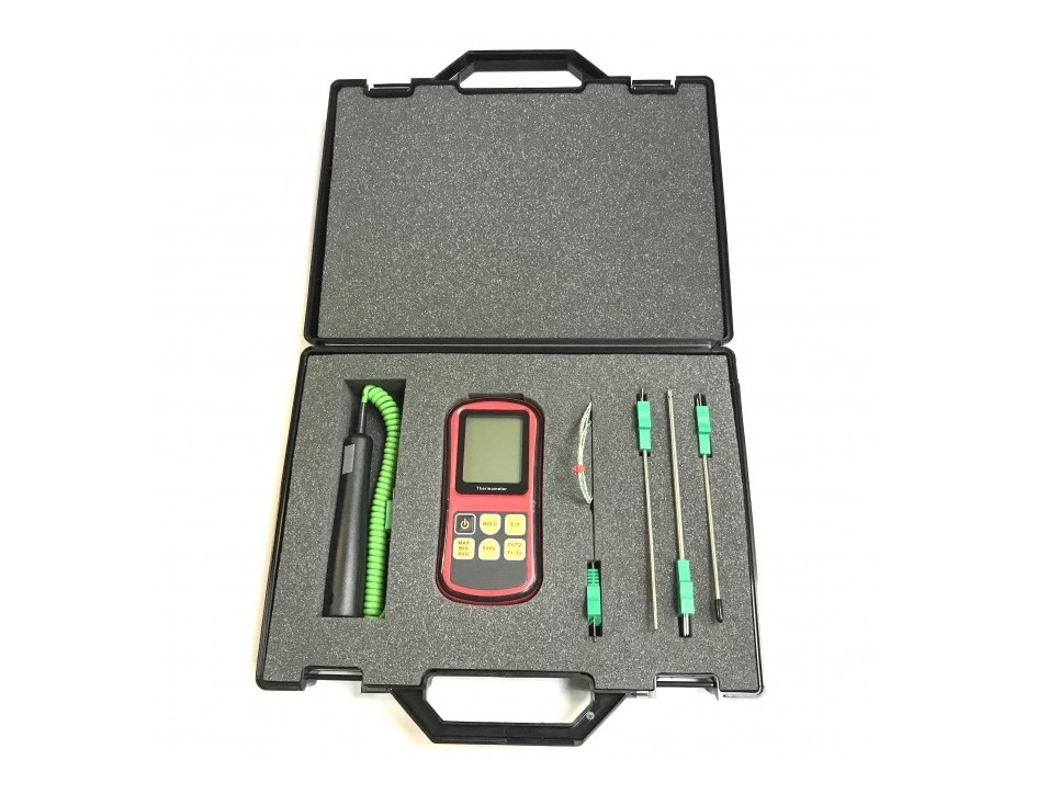 Thermometer Kits with Meter
