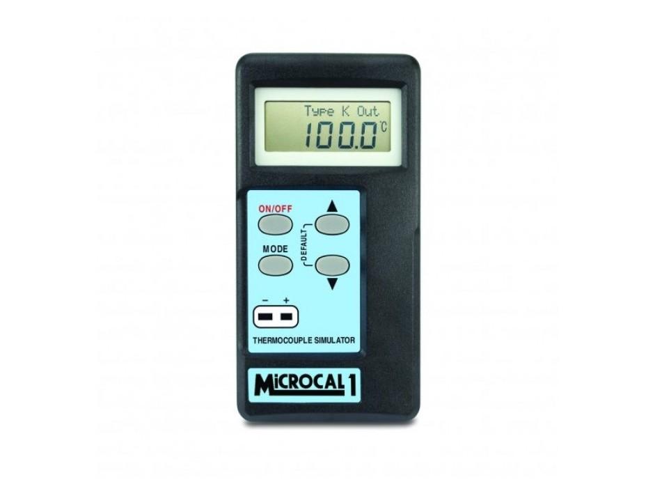 ° Cal-check damas de calibración de precisión termopar (tipo K o T)