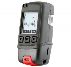 lascar EL-GFX-1- Registrador de datos de temperatura con pantalla gráfica