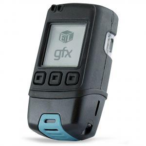 Lascar EL-GFX-2 - Registrador de datos de temperatura y humedad relativa con pantalla gráfica