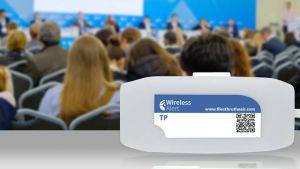 Monitor de temperatura TP de alerta inalámbrica lascar con alertas por correo electrónico