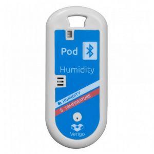 Registrador de datos de temperatura y humedad reutilizable Verigo Modelo PA3
