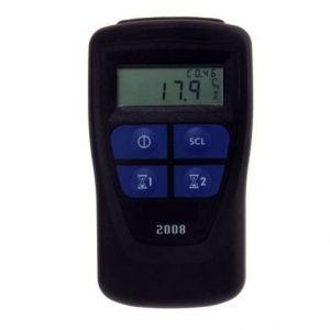Termómetro de Legionella con temporizador de temperatura de agua integral