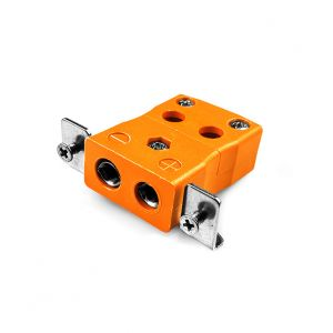 Montaje estándar en panel de alambre rápido con soporte de acero inoxidable AS-N-SSPFQ Tipo N ANSI
