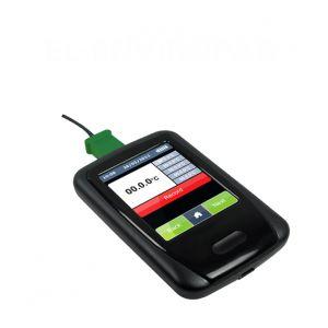 Termómetro Lascar EL-EnviroPad-TC con registro y gráficos de datos incorporados