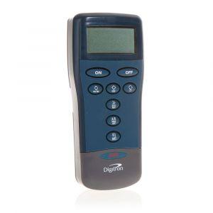 Termómetro digital Digitron 2029T (Tipos K, T, J, N, R, S) con sondas opcionales