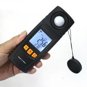 Medidor de luz digital GM1020