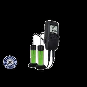 Lascar EL-GFX-VAC2 - Kit de Monitoreo de Vacunas GFX de doble canal