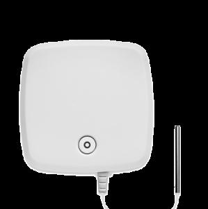 Registrador de datos inalámbrico de alta precisión Lascar EL-MOTE-TP+ con sonda termistor