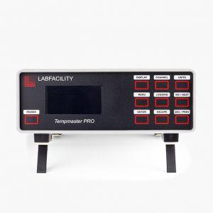 Termómetro de precisión Tempmaster PRO con sondas opcionales y calibración