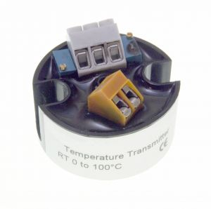 300TX Termopar de alta precisión o transmisor de temperatura Pt100