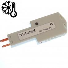° Cal-check cadena fría mano Held precisión termopar calibración inspector