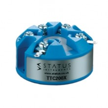 Transmisor de temperatura TTC200X - conveniente para los sensores de termopar aprobados normas ATEX y IECEx