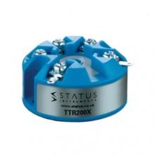 Transmisor de temperatura TTR200X - conveniente para sensores RTD aprobados normas ATEX y IECEx