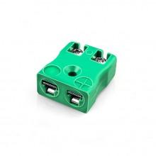 Miniatura tipo de IM-K-FQ zócalo alambre rápido conector Termopar K IEC