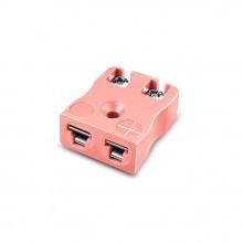 Miniatura rápida alambre conector termopar toma IM-N-FQ tipo IEC N