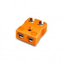 Miniatura rápida alambre conector termopar toma IM-R/S-FQ Type R/S IEC