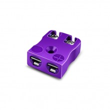 Miniatura rápida alambre termopar conector toma IM-E-FQ tipo E IEC