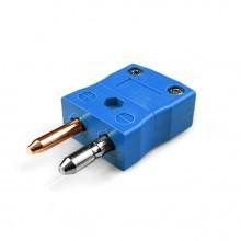 Termopar estándar conector enchufe como-T-F tipo T ANSI