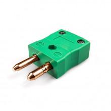 Termopar estándar conector tipo clavija como-R/S-F I/R ANSI