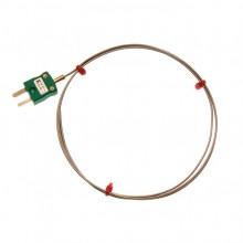 Miniatura termopar enchufe IEC - tipo K, J, T, N