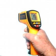 Termómetro infrarrojo IR GM700 con estuche duro