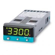 Regulador de temperatura de lazo solo CAL 3300 - SSD & Relais O/Ps, CA 100-240V
