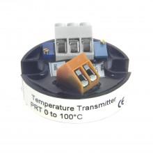 300TXL transmisor de la temperatura de alta precisión, perfil bajo, 2 hilos
