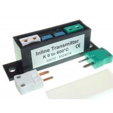 ILTX de alta precisión, en línea, transmisor de temperatura de 2 cables