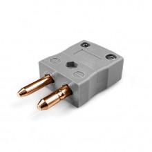 Termopar estándar conector enchufe como-B-M tipo B ANSI